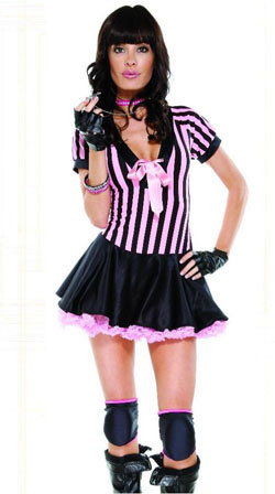 Sexy NFL Referee Costume