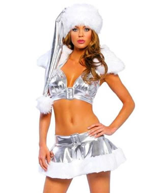 3 pc Sexy Icy Santa - 30% off