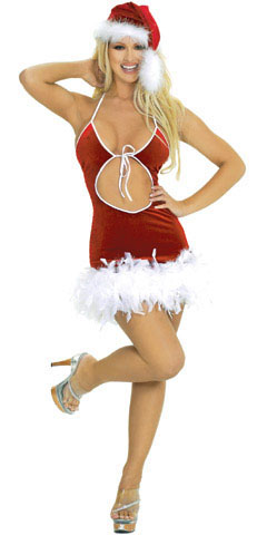 Cool Sexy Christmas Costume - 10% off