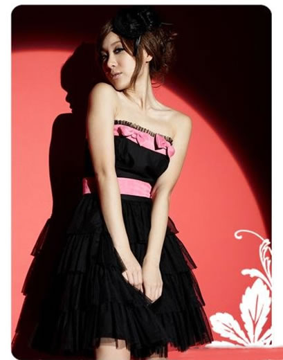 Fantasy Party Night Dress