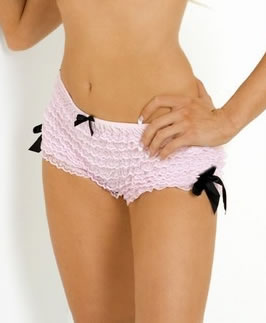 Lovely Knickers With Ribbon Details